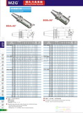 2015K29MZG品牌BSA45度粗搪刀柄,BSB90度粗搪刀柄图片价格
