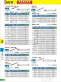 2015L01MZG品牌整体硬质合金螺纹铣刀,整体钨钢涂层螺纹铣刀图片价格