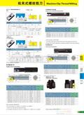 2015L06MZG品牌机夹式螺纹铣刀片,机夹式螺纹铣刀杆刀柄图片价格