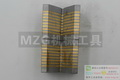 MZG机械工具检测用磨床配件磁性V型台1227图片价格
