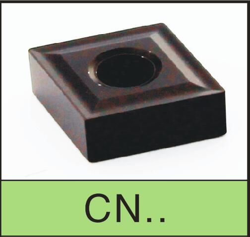MZG品牌刀片CNGA120400-2SCBN CNGA120400-2S CBN MZG高品质CBN热处理铸件加工用刀片