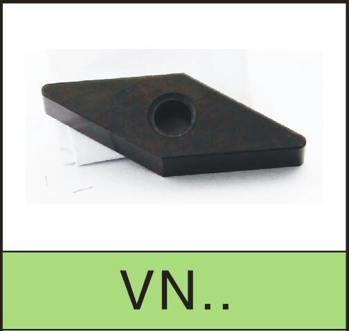 MZG品牌VNGA160402/04/08/12-2T CBN  淬硬铸铁用CBN刀片