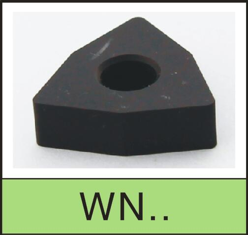 MZG品牌WNMA080408 CBN MZG高品质CBN热处理铸件加工用刀片