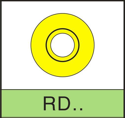ZRDMT1204MOTNZN60M RDMT1204MOTN ZN60M MZG高品质MZG铣削刀片系列