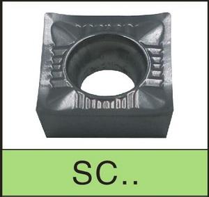 ZSCMT120404-PMZC2511 SCMT120404-PM ZC2511 MZG高品质SC型单面刀片